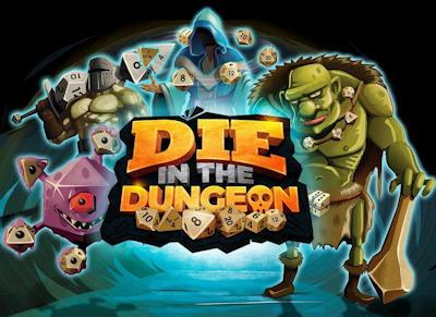 die in the dungeon box art