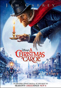 a christmas carol one sheet