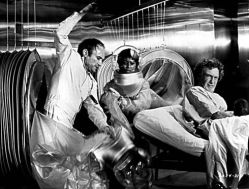 andromeda strain production still