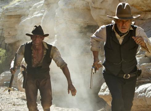 cowboys aliens publicity still