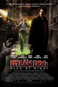 dylan dog one sheet