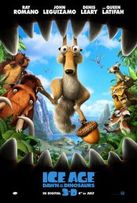 ice age 3 one sheet