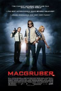 macgruber one sheet