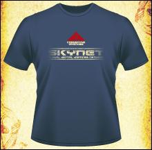 nerdoh skynet tshirt