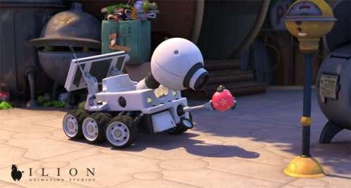 planet 51 publicity still rover