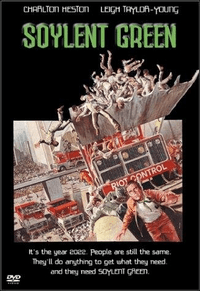 soylent green one sheet