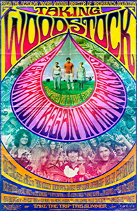 taking woodstock one sheet