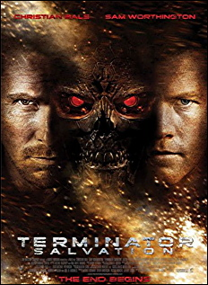 terminator salvation onesheet