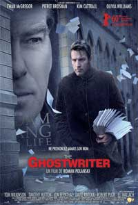 the ghost writer one sheet