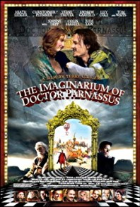 the imaginarium of doctor parnassus one sheet
