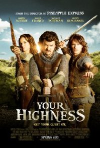 your highness one sheet