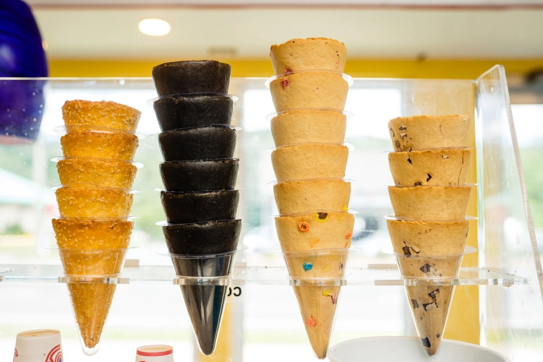 cookie cones