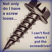 screws loose