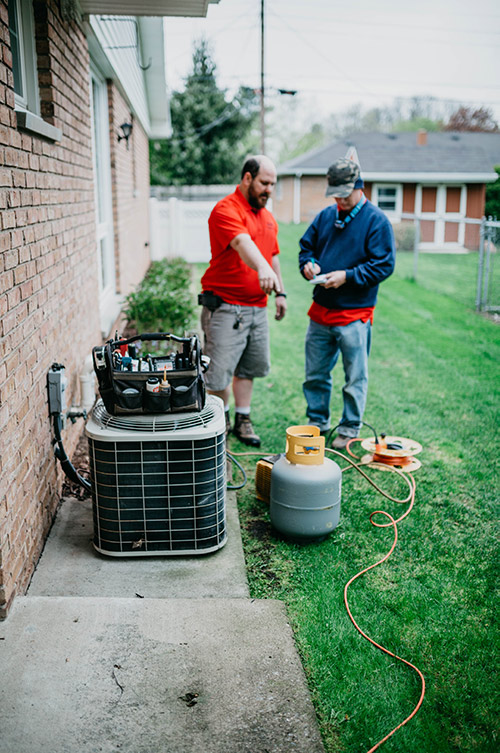 air conditioner maintenance south bend