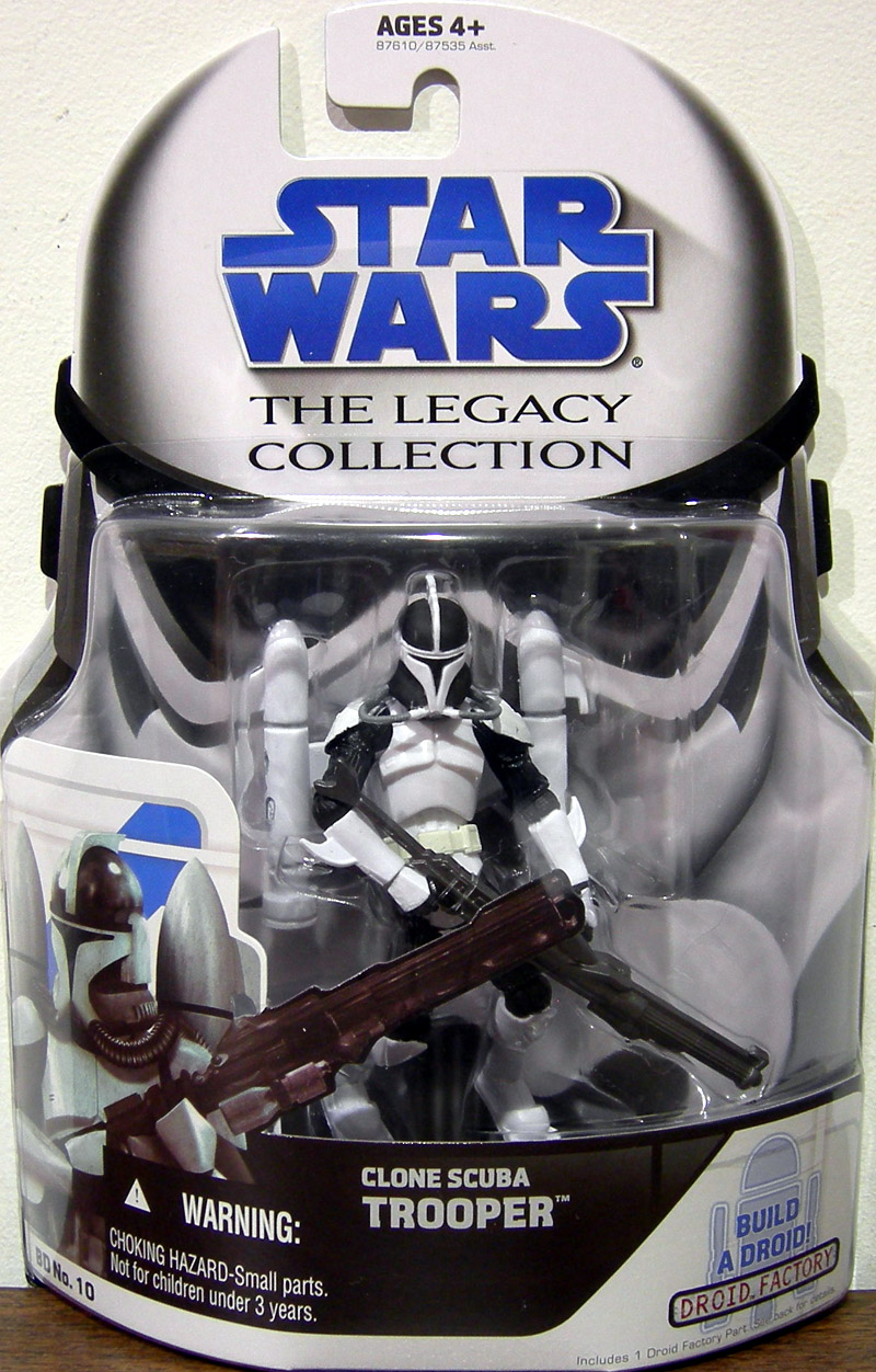 Wars Figures Wars Clone Clone Action Troopers Star 2011