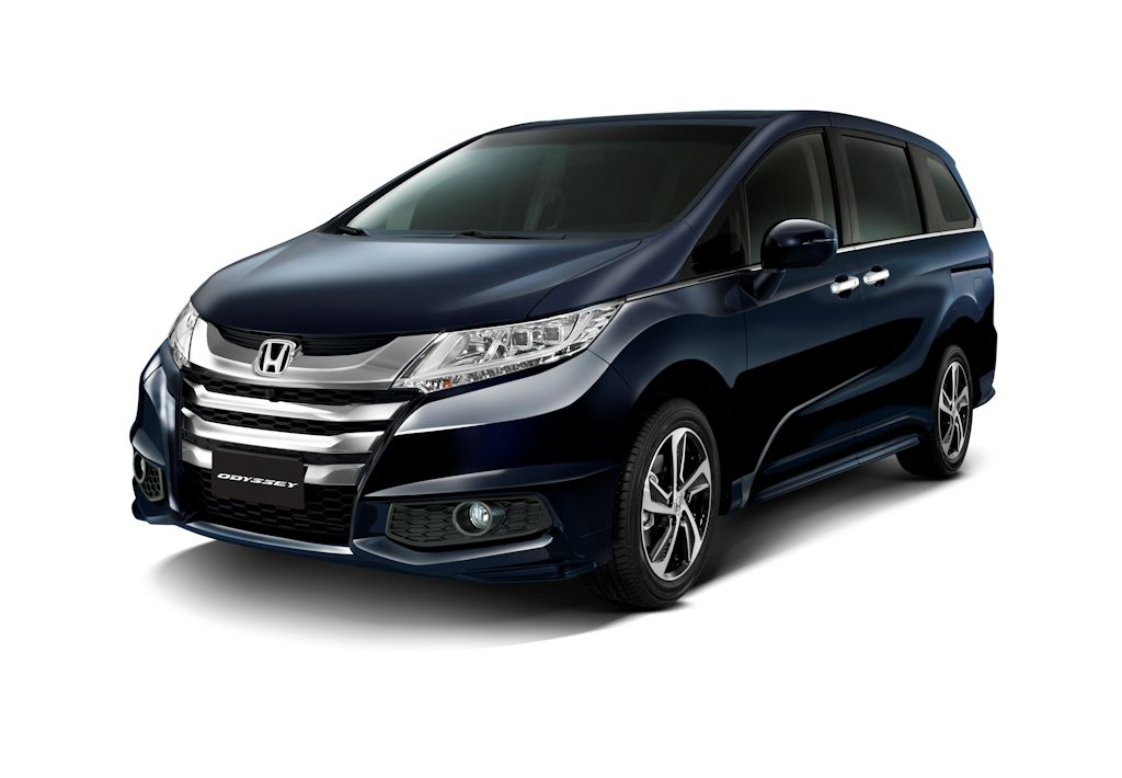 Honda Launches Smaller, Smarter Japanese Odyssey - Go Flat Out PH