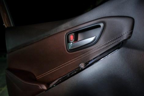 Mazda2 Premium Series Java Edition Interiors