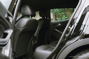 2018 Mercedes-Benz GLA 180 Urban Interior