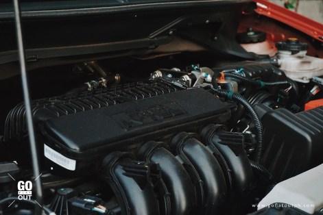2018 Honda Mobilio RS Engine