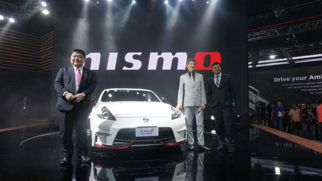 Nissan 370Z Nismo Philippine International Motor Show