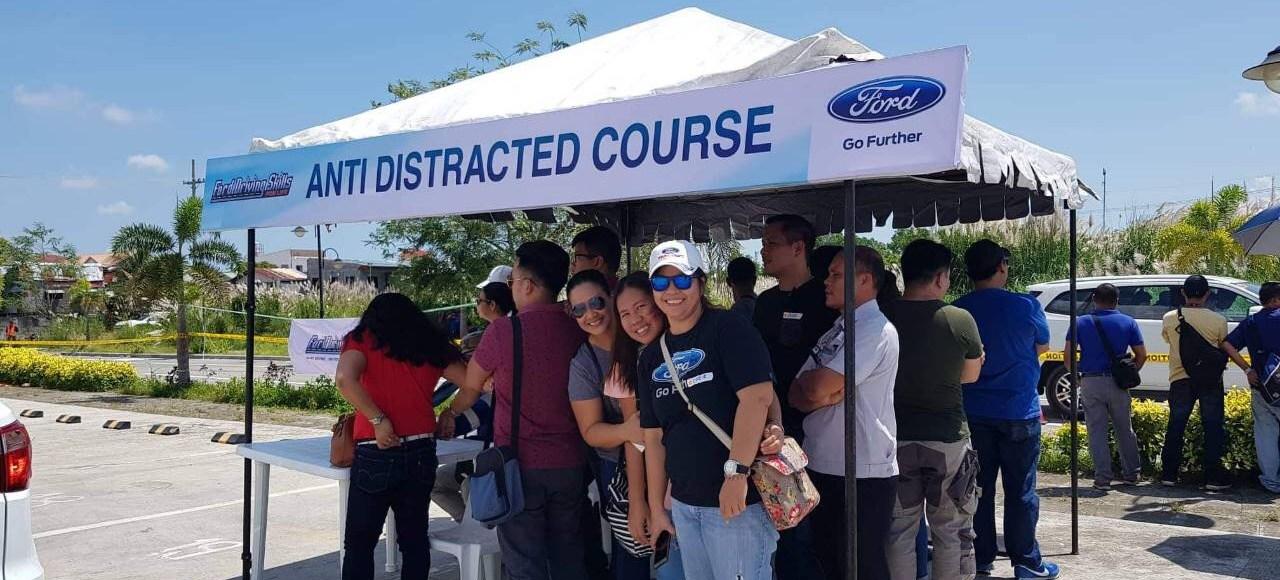 2018 Ford Driver Skills For Life IloIlo