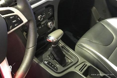 BAIC M60 Interior