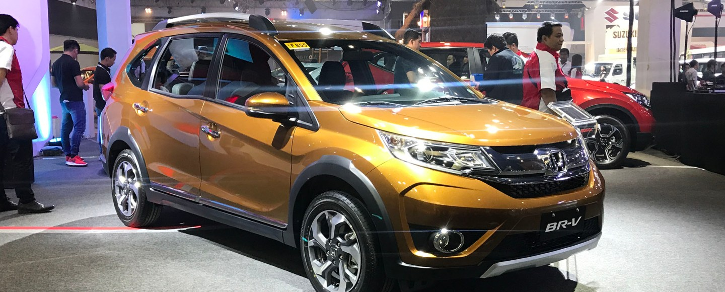 2018 PIMS: Honda BR-V Is Now Made In The Philippines - Go ...