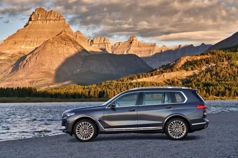 BMW X7 Exterior