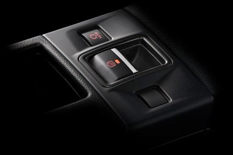 2019 Subaru WRX Interior
