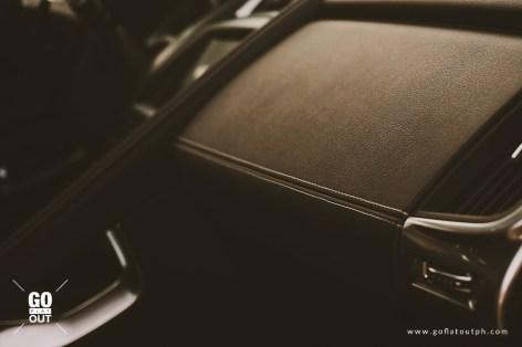 2018 Jaguar E-Pace R-Dynamic Interior