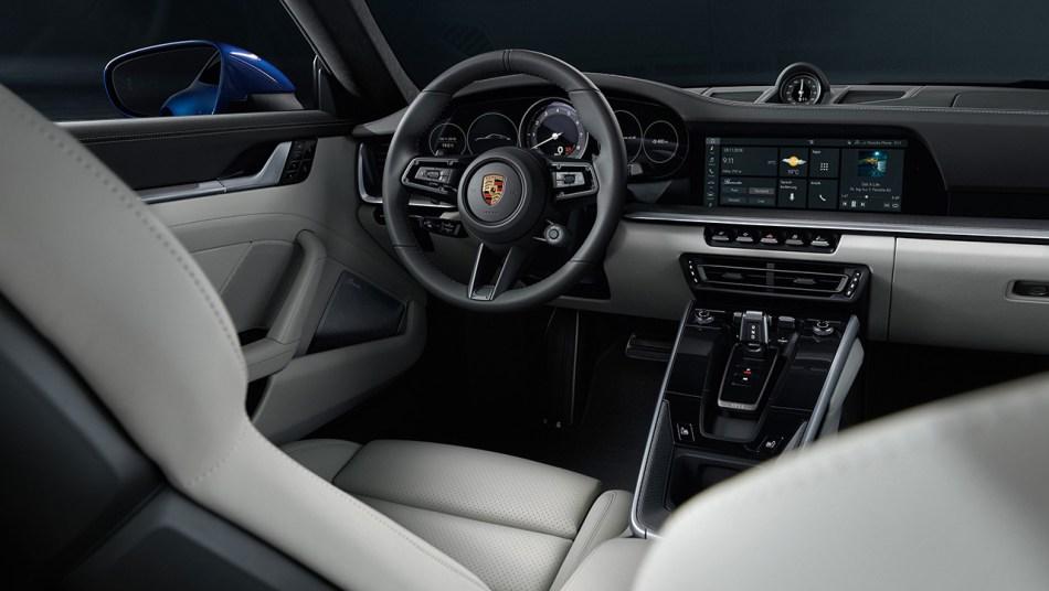 2020 Porsche 911 (992) Interior