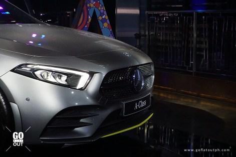 2019 Mercedes-Benz A-Class Exterior