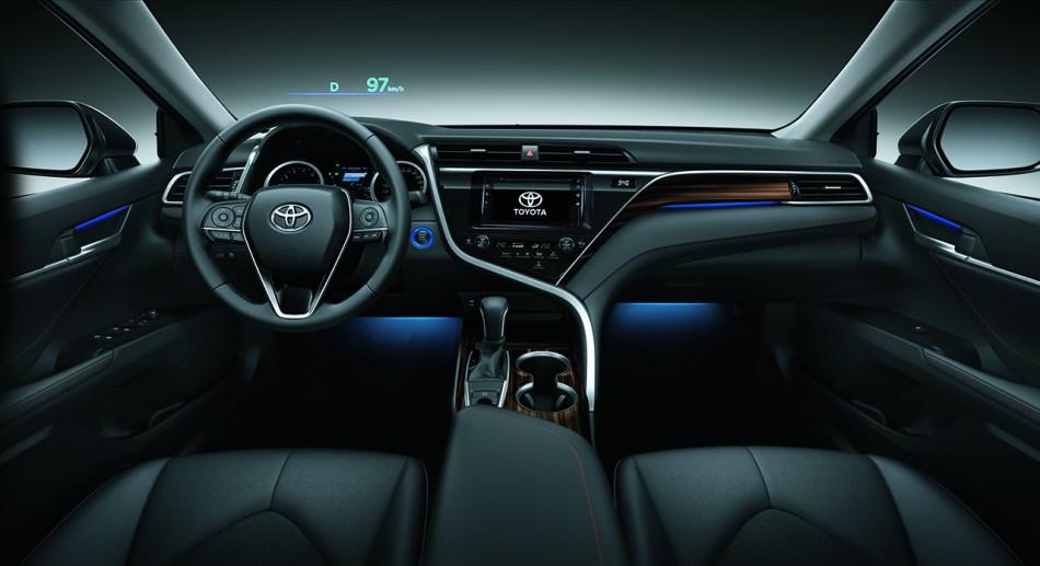 2019 Toyota Camry Interior Philippines