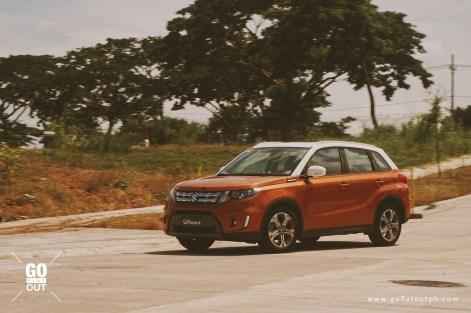 2018 Suzuki Vitara GLX Exterior