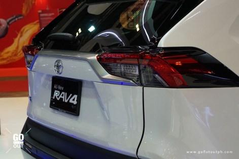 2019 Toyota RAV4 Exterior