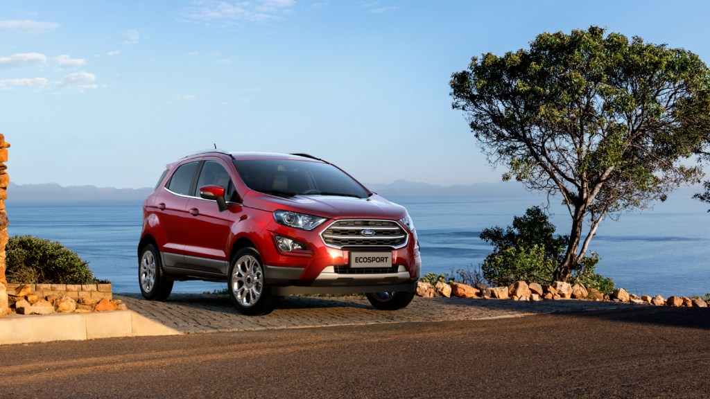 Ford Philippines Adds A More Affordable Titanium 1.5 Variant For The EcoSport