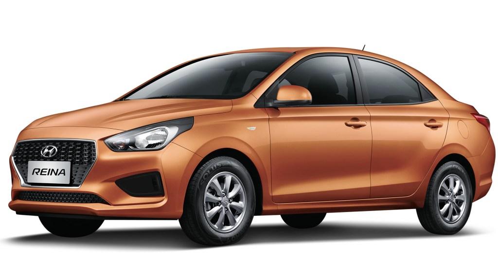 2019 Hyundai Reina Undercuts Its Kia Soluto Twin With P598K Starting Price (With Full Specs)