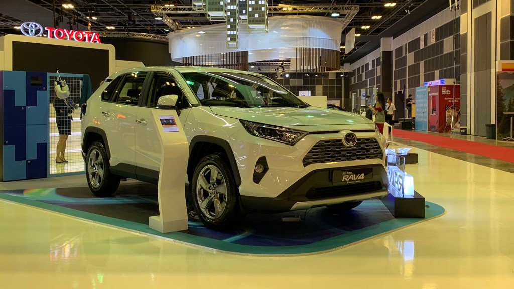 Yes, The 2019 Toyota RAV4 Is Arriving In The Philippines This February
