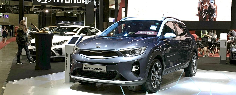 Kia Stonic Small SUV Makes An ASEAN Debut