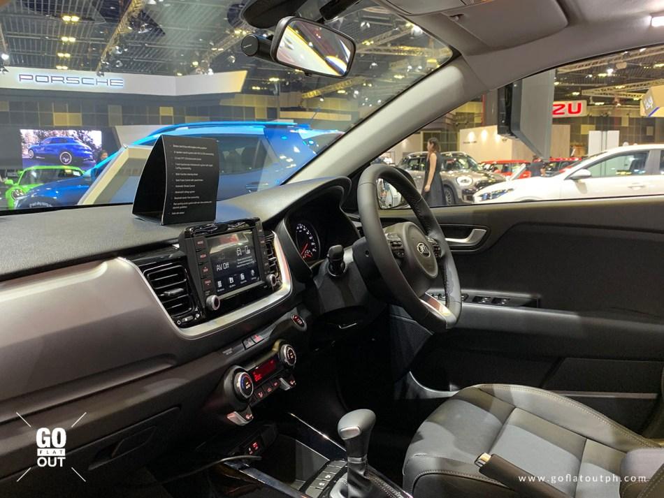2019 Kia Stonic Interior