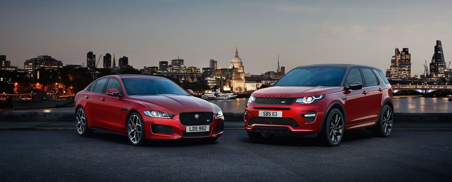 Discounts Of As Much As P750K And Low Monthly Payments Await When You Buy A Brand-New Jaguar or Land Rover