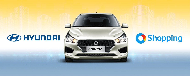 You Can Now Buy The All-New Hyundai Reina Through O Shopping