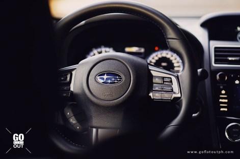2019 Subaru Levorg 2.0 GT-S EyeSight Interior