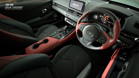2020 Toyota GR Supra Gran Turismo Sport