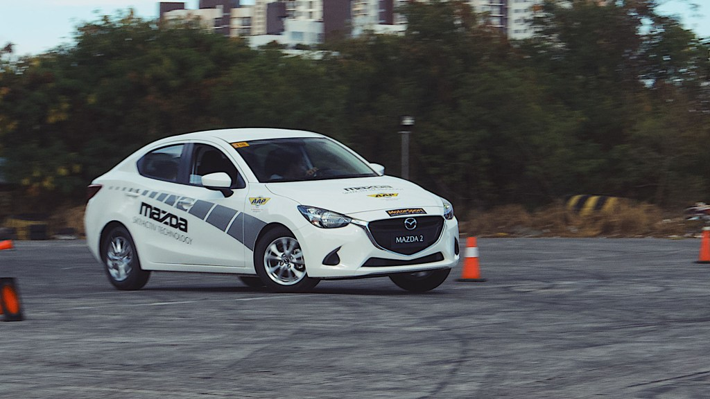 Driving A Mazda 2 Sedan With A Manual At Its Limits Is More Fun Than Driving A Supercar
