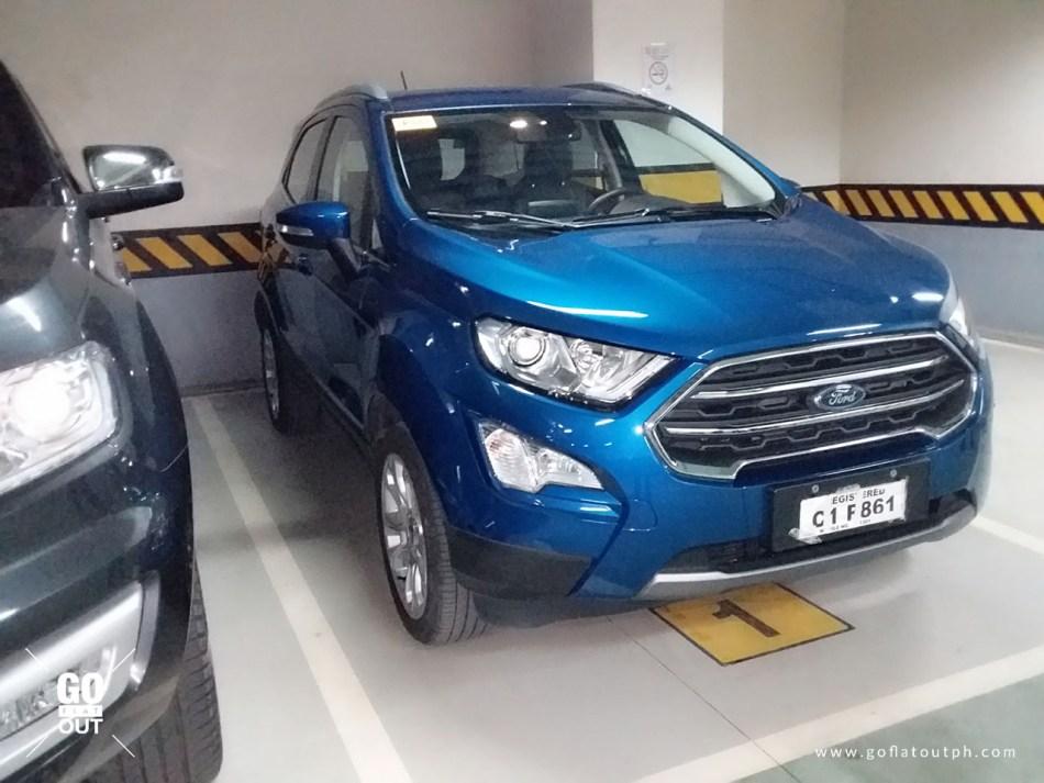 2019 Ford EcoSport 1.0 Titanium Exterior