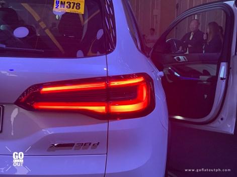 2019 BMW X5 xDrive30d X Line Exterior