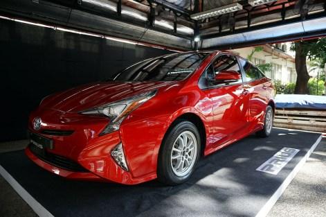 Toyota Prius Campus Tour At MAPÚA