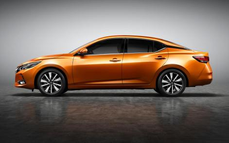 2020 Nissan Sylphy Exterior