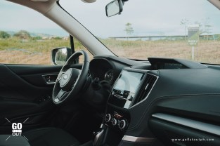 2019 Subaru Forester 2.0i-L EyeSight Interior